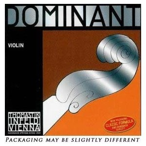Thomastik Dominant 4/4 Violin E String Medium Steel (Loop-End)