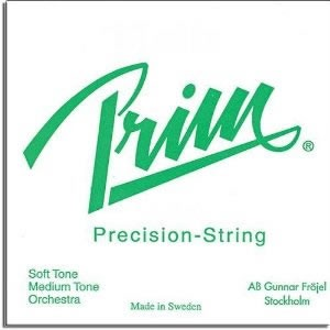 Prim Steel Viola String Set - Full Size - Medium Gauge