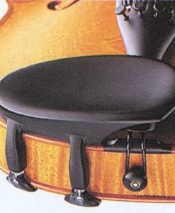 Wittner Composite 4/4 Violin Chinrest - Side Mount - Hypoallergenic