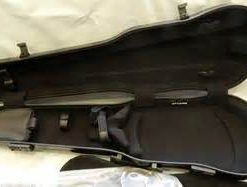 Gewa Air Series Shaped Violin Case - Black