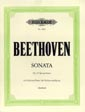 Beethoven, L.V. - Sonata No. 5 in F Major Spring Op. 24 for Violin and Piano - by Joachim Peters