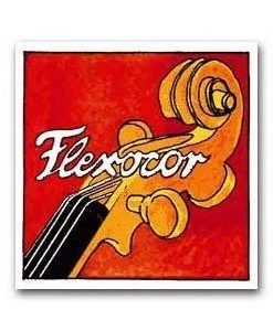 Pirastro Flexocor Permanent 4/4 Violin String Set - Medium Gauge - Ball-End E
