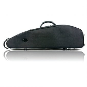 BAM France – Classic 5003S Shaped 4-4 Violin Case with Black Exterior_2