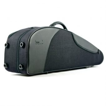 BAM France – Classic 5003S Shaped 4-4 Violin Case with Black Exterior_4