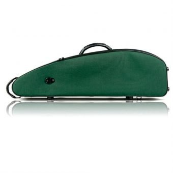 BAM France – Classic 5003S Shaped 4-4 Violin Case with Green Exterior_2