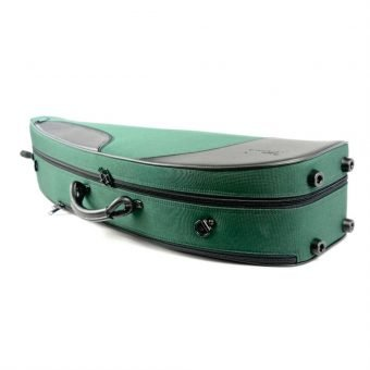 BAM France – Classic 5003S Shaped 4-4 Violin Case with Green Exterior_4