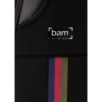 BAM France – Classic – St. Germain – Shaped 4-4 Violin Case with Black Exterior SG5003_3