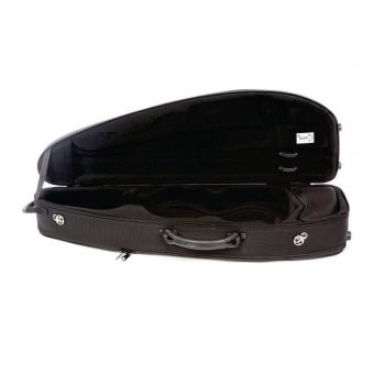 BAM France – Classic – St. Germain – Shaped 4-4 Violin Case with Black Exterior SG5003_4