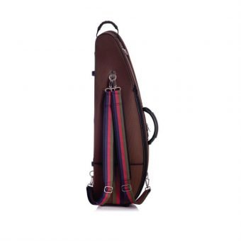 BAM France – Classic – St. Germain – Shaped 4-4 Violin Case with Chocolate Exterior SG5003S_2