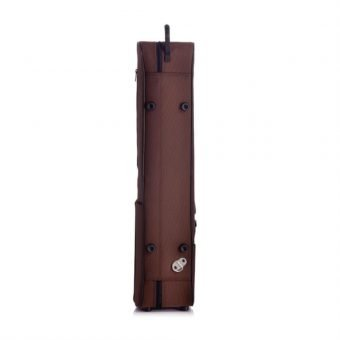 BAM France – Classic – St. Germain – Shaped 4-4 Violin Case with Chocolate Exterior SG5003S_4