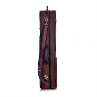 BAM France – Classic – St. Germain – Shaped 4-4 Violin Case with Chocolate Exterior SG5003S_5