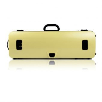 BAM France – Hightech Oblong Violin Case without Music Pocket – Anise – 2001XL_2