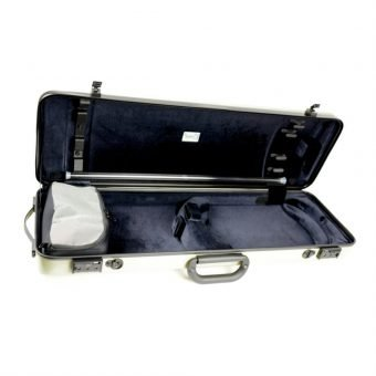 BAM France – Hightech Oblong Violin Case without Music Pocket – Anise – 2001XL_3