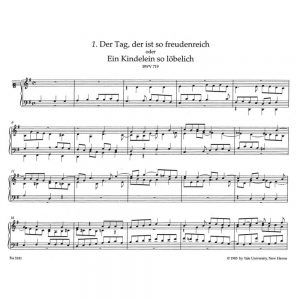 Bach, J.S. – The Complete Organ Works 11 Volumes by Barenreiter.._inside4