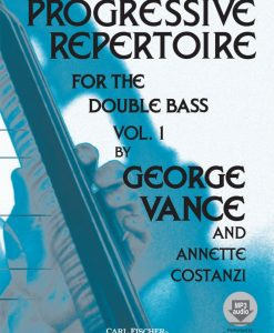 Progressive Repertoire for the Double Bass - Vol. 2