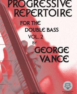 Vance - Progressive Repertoire for the Double Bass Vol. 2