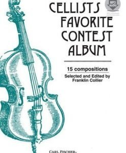 Cellists' Favorite Contest Album