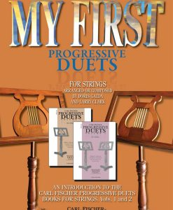 My First Progressive Duets for Violin