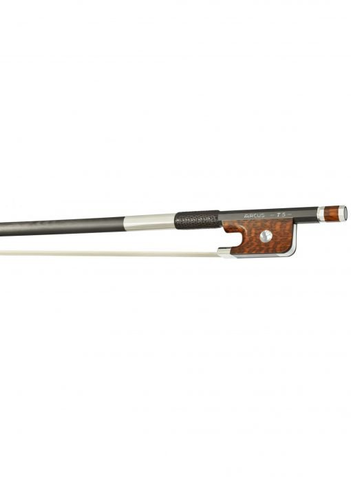 Arcus T5 Cello Bow Silver Round