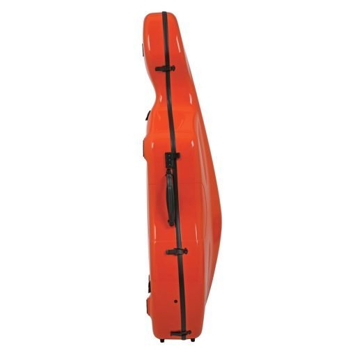 Gewa Air Thermoplast Cello Case Orange
