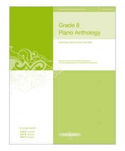 Grade 8 Piano Anthology EP72938