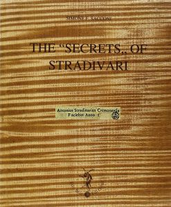 The Secrets of Stradivari