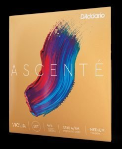 Ascente Violin String Set Medium