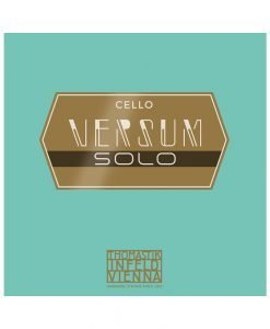 Thomastik Versum Solo Cello String Set Medium